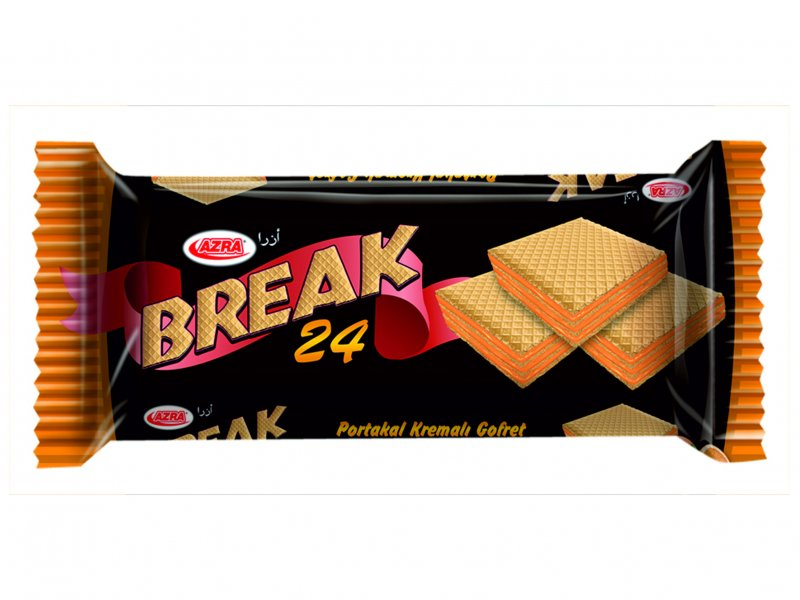 Break 24 Gofret