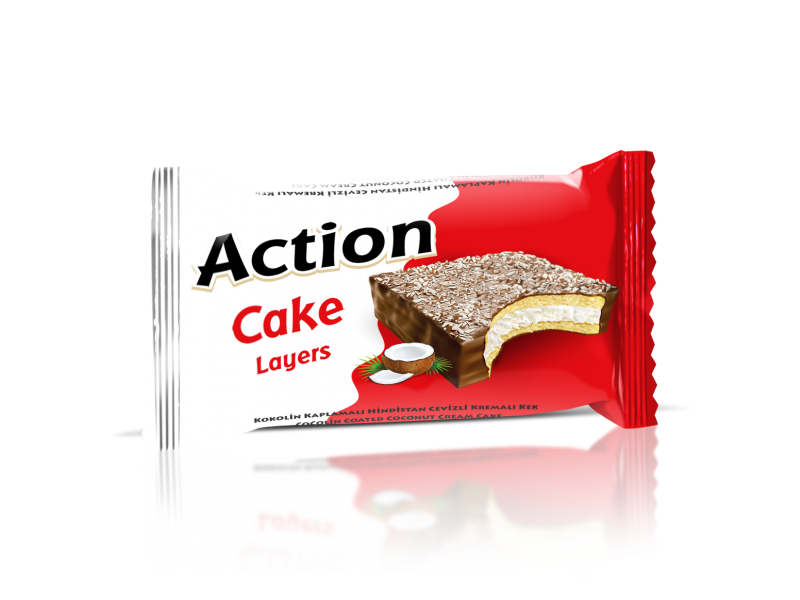 Action Cake Layers
