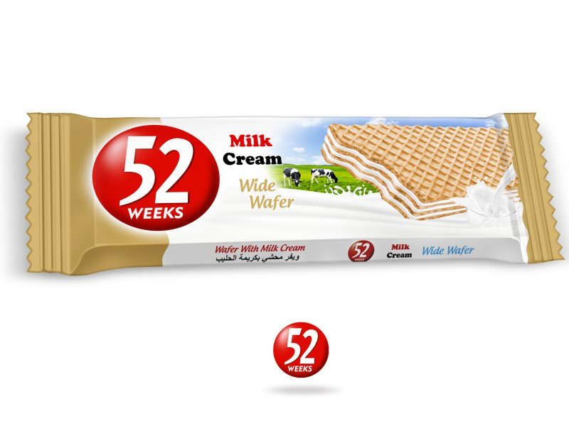 52 WEEKS Milk
